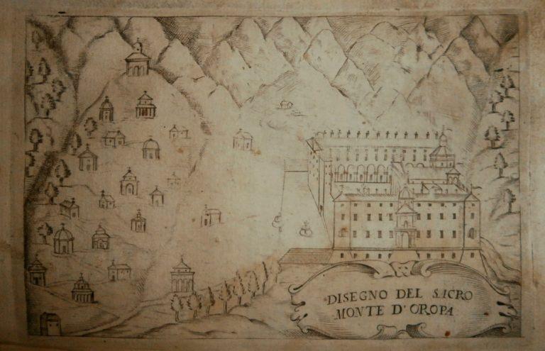 Santuario di Oropa 1659