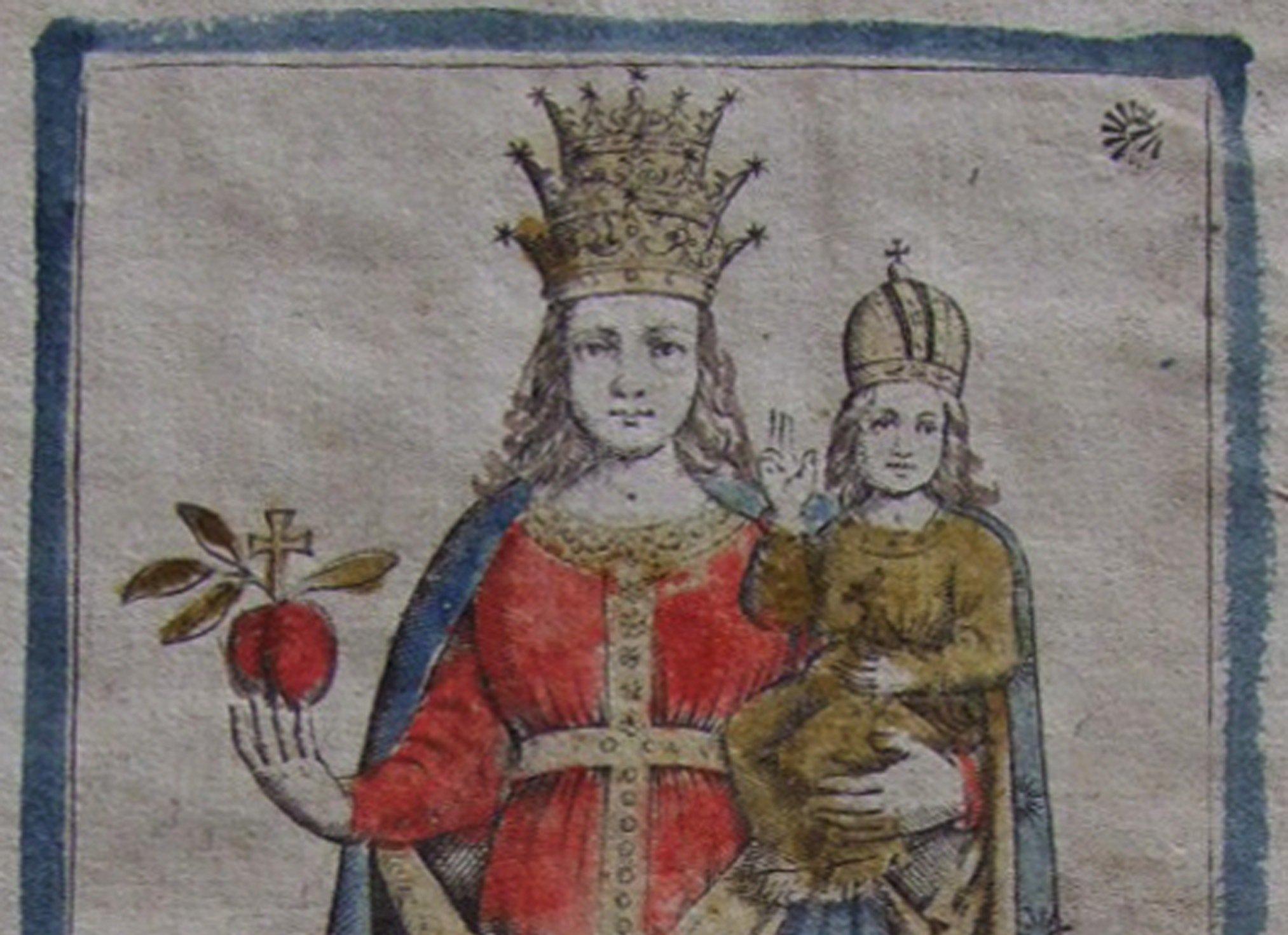 Madonna di Oropa Incoronazione 1620
