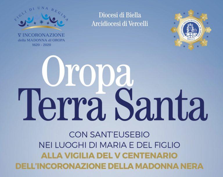 Pellegrinaggio Terra Santa Oropa