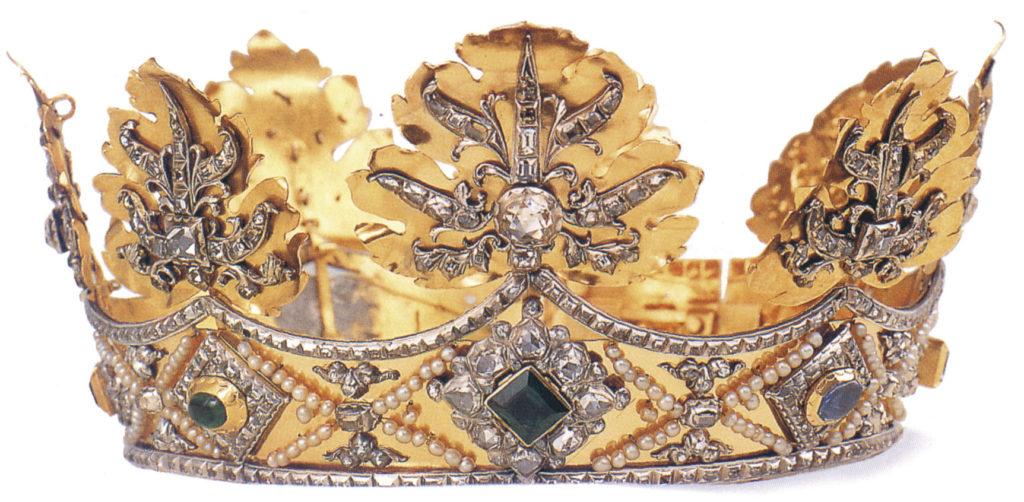 Corona della Madonna di Oropa