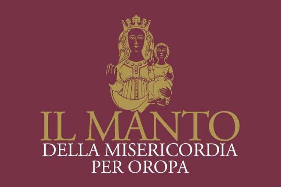 Manto della Misericordia per la Madonna di Oropa