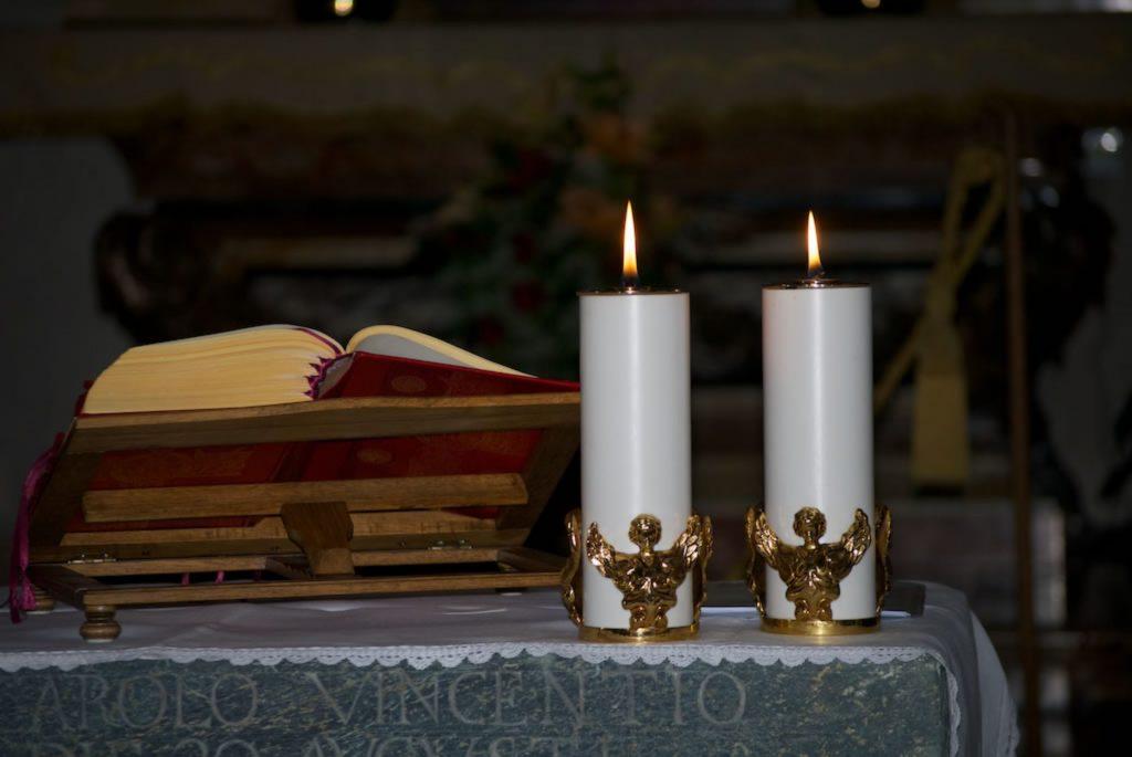 candele Oropa