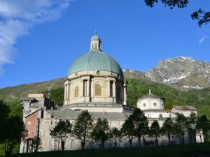 Basilica superiore Oropa