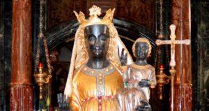Madonna Nera di Oropa, Piemonte