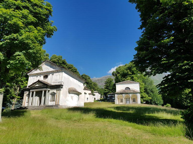 Cappelle del Sacro Monte di Oropa