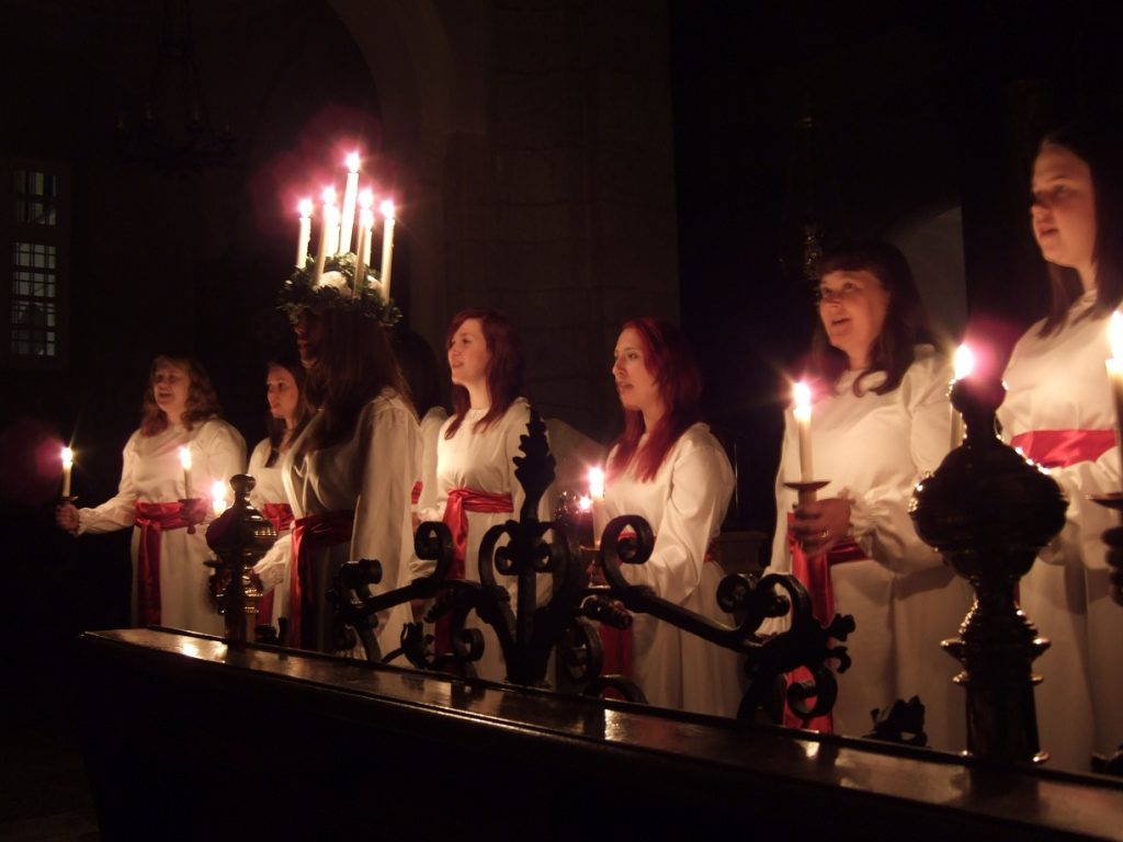 coro di Santa Lucia