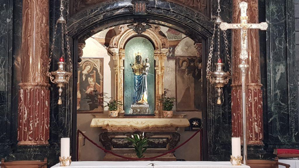 Sacello Madonna di Oropa