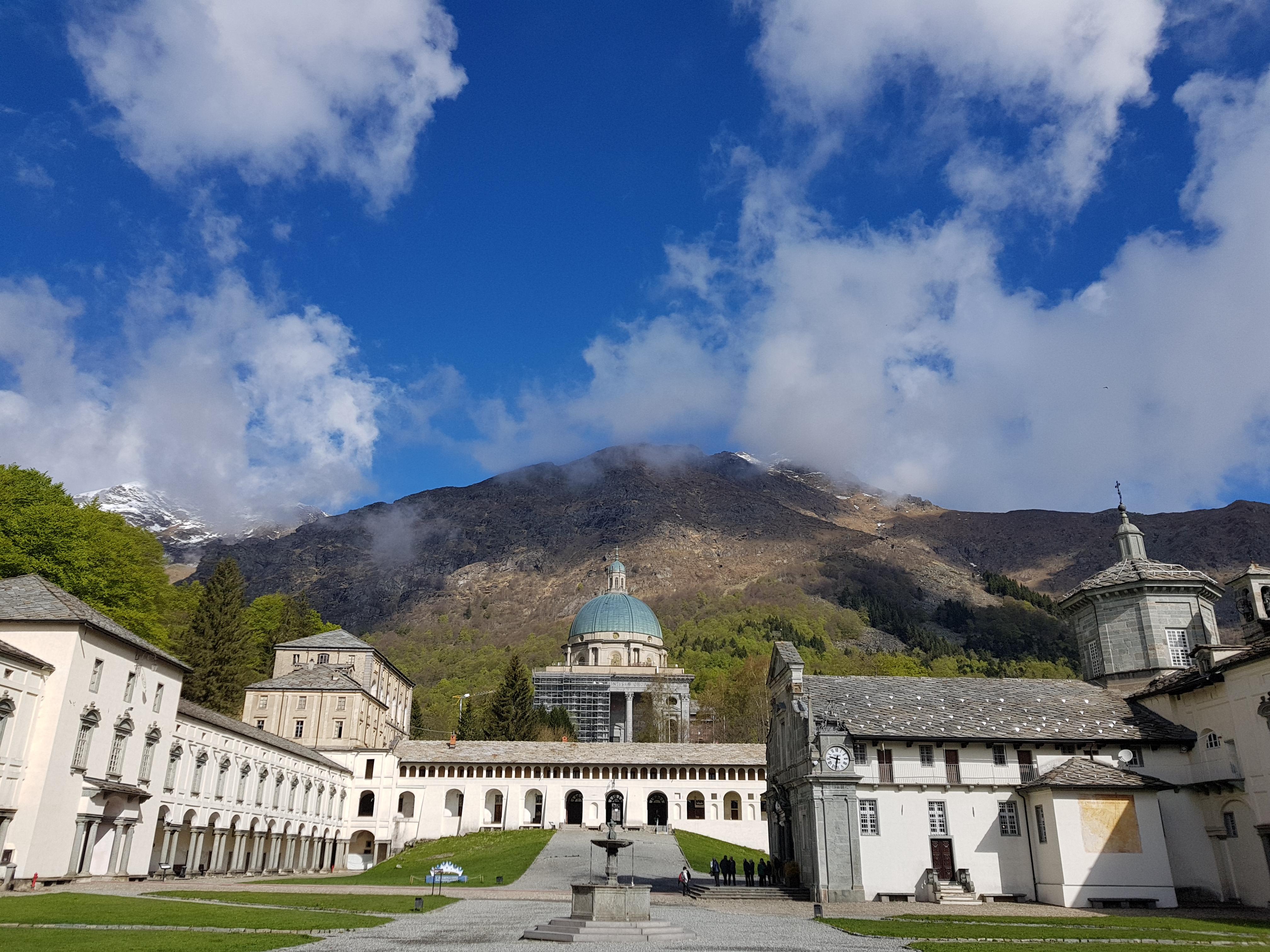Santuario di Oropa, Piemonte