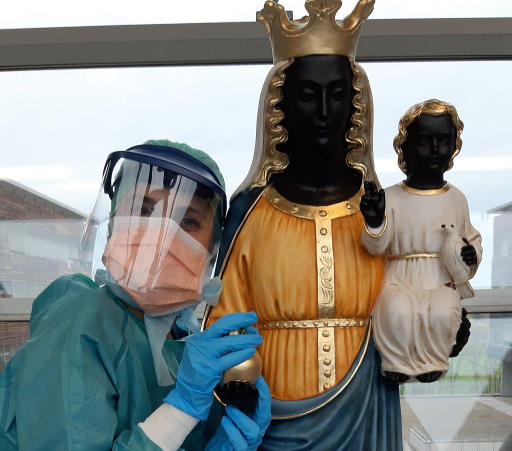 Madonna di Oropa coronavirus