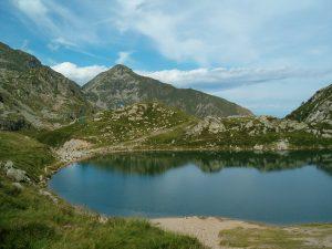 Lago del Mucrone Oropa