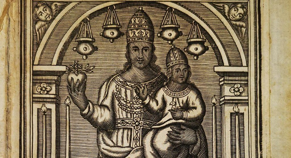 Madonna di Oropa Incoronazione 1720