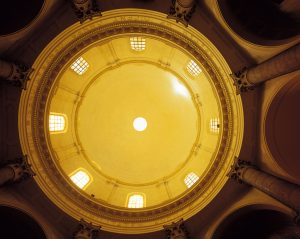 cupola Basilica Superiore