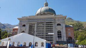 basilica superiore agosto 2020
