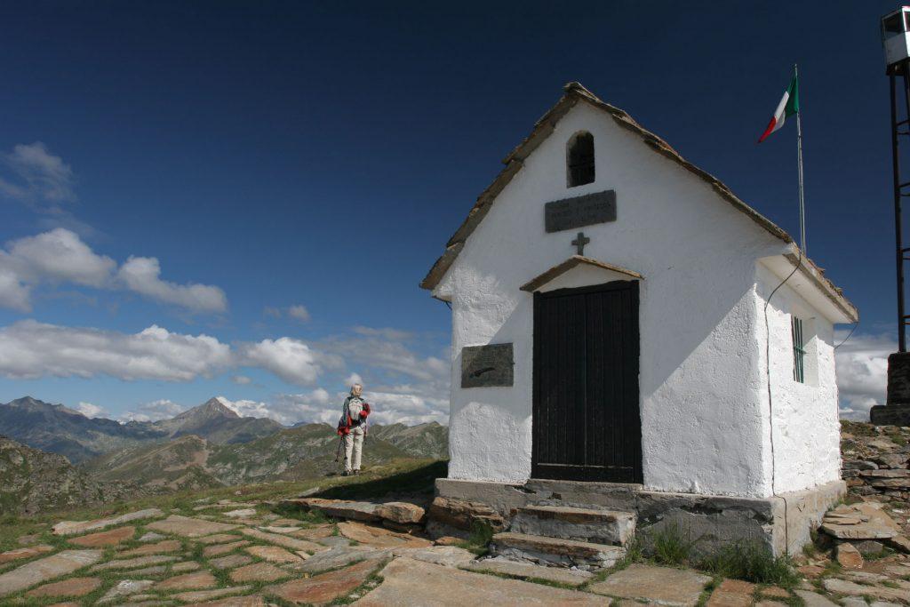 Monte Camino Oropa