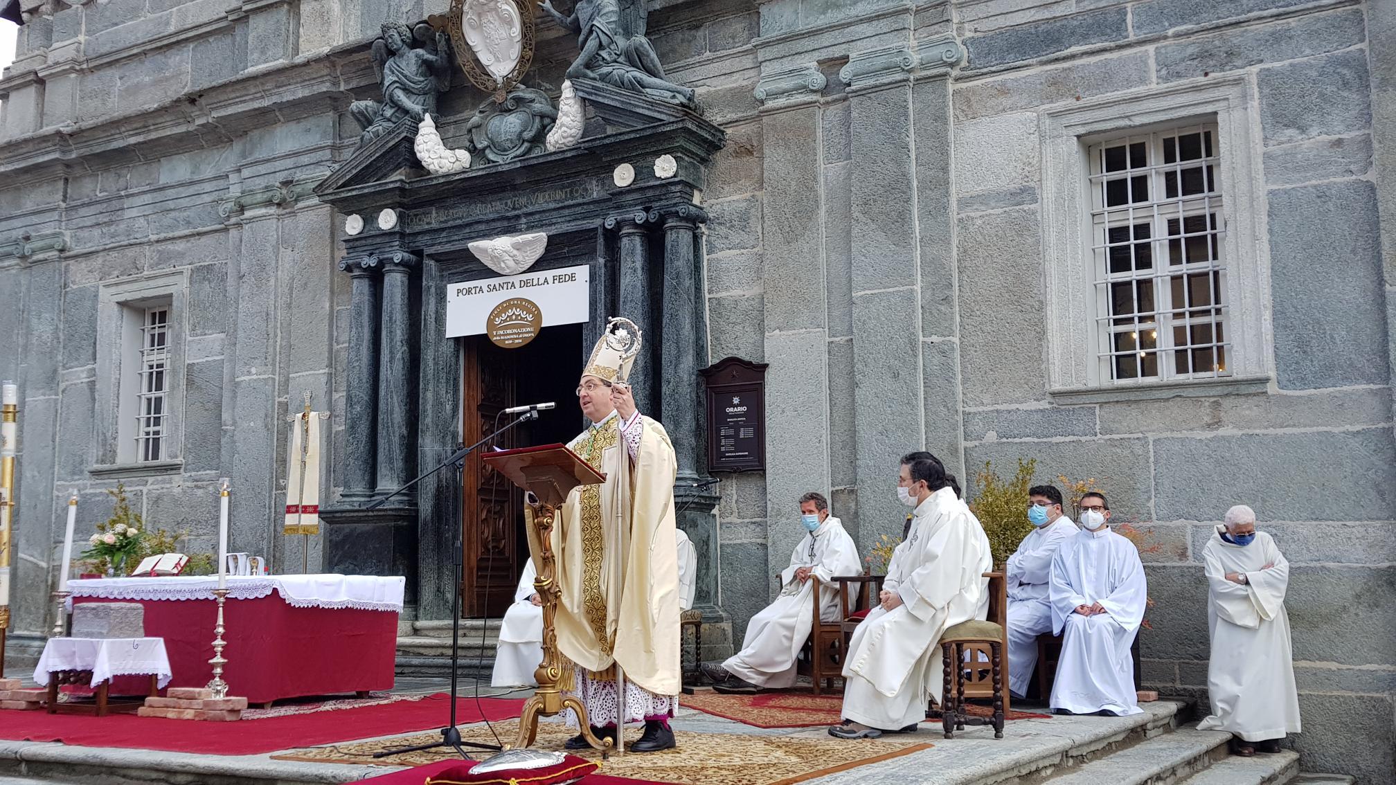 Mons Farinella Vescovo di Biella