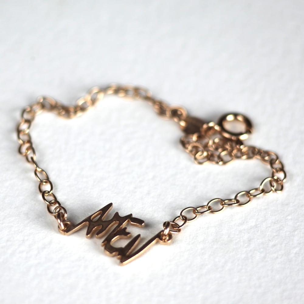 braccialetto Amen