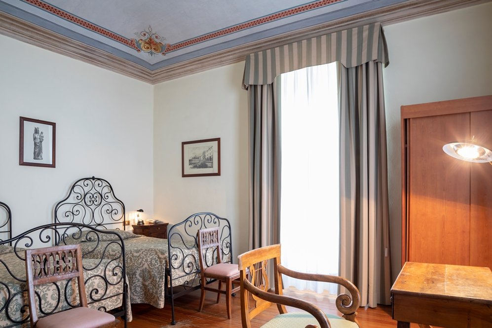 Camera soggiorno Santuario Oropa