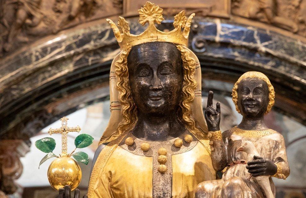 Incoronazione Madonna di Oropa