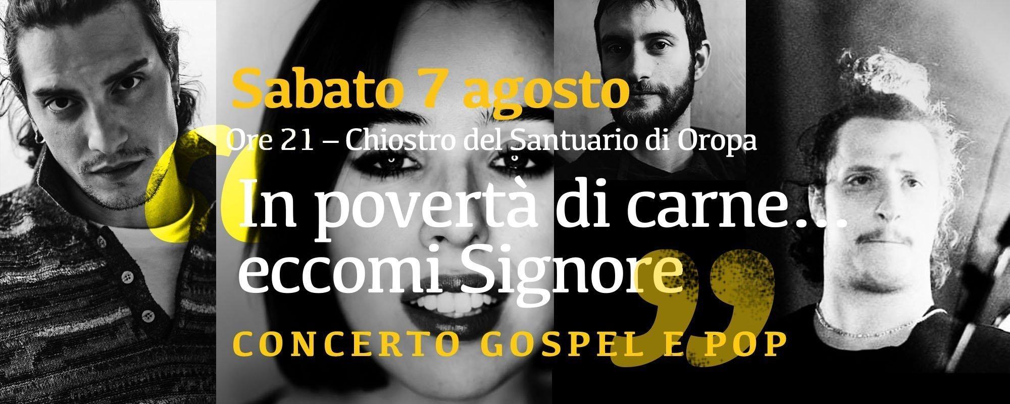 concerto gospel oropa