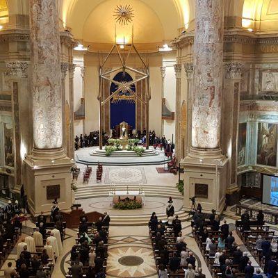 30 agosto 2020 Basilica Superiore