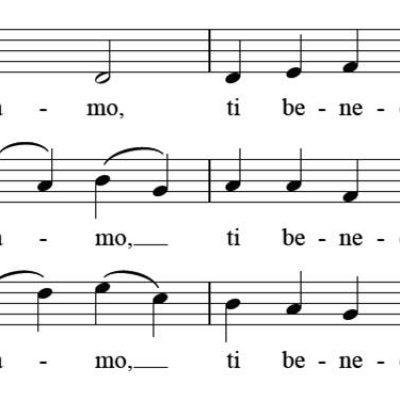 Musiche per la V Incoronazione della Madonna di Oropa