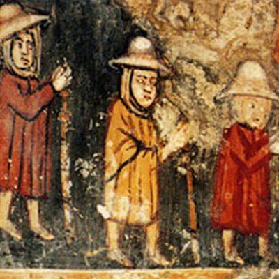 pellegrini oropa