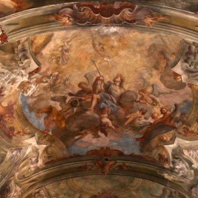 San Cristoforo I pittori delle incoronazioni